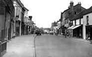 Alton, Normandy Street c.1955