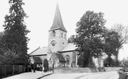 Alton, St Lawrence's Church 1927