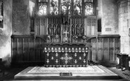 Alton, St Lawrence's Church, Reredos 1898