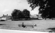 Alton, The Butts c.1955