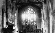 Alton, The Church Interior 1898