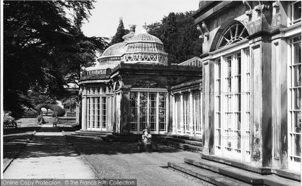 Alton Towers, The Conservatory 1956