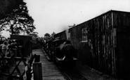 Alton Towers, The Miniature Railway c.1955