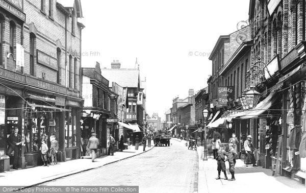 Altrincham, George Street 1900