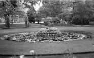 Altrincham, Lily Pond c.1960