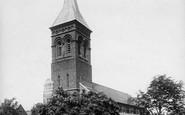 Altrincham, St George's Church 1898