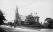 Altrincham, St John's Church 1897