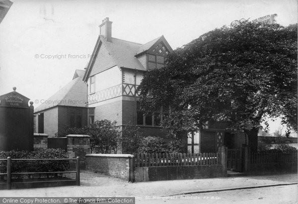 Altrincham, St Margaret's Institute 1903