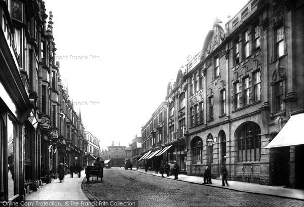 Altrincham, Stamford New Road 1903