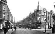 Altrincham, Stamford New Road 1913