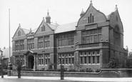 Altrincham, Town Hall 1903