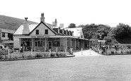 Alum Bay, Royal Needles Hotel c.1955