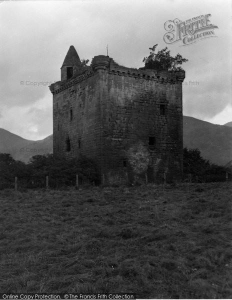Alva, Sauchie Tower 1953