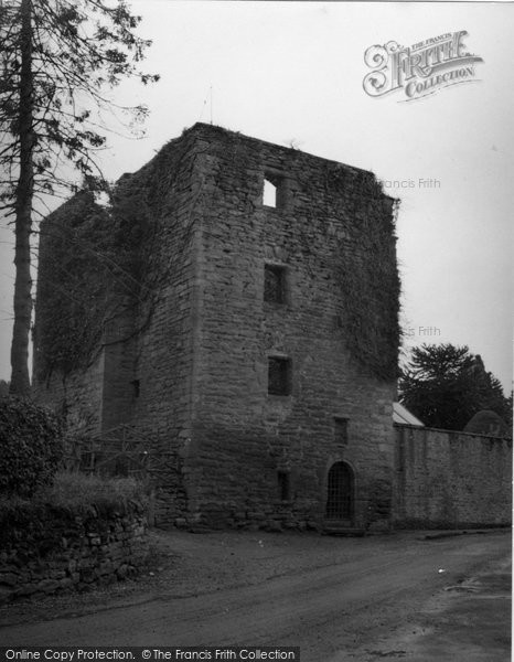Alva, Sauchie Tower 1956
