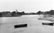 Alverstoke, From Railway Bridge 1898