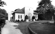 Alverstoke, Little Church, National Children's Home c1960