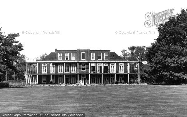 Alverstoke, National Children's Home c.1955