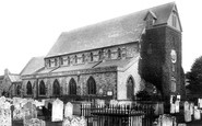 Alverstoke, St Mary's Church 1898