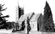 Alveston, St Helen's Church c.1960