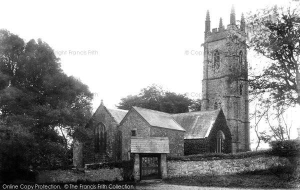 Alwington, St Andrew's Church 1907