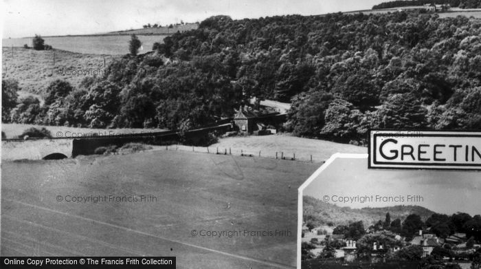 Ambergate, Toll House c.1955
