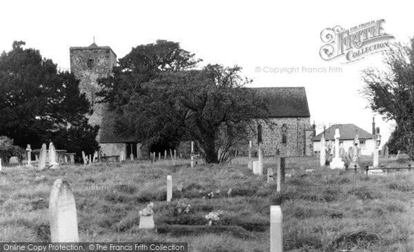 Amberley, St Michael's Church c.1960