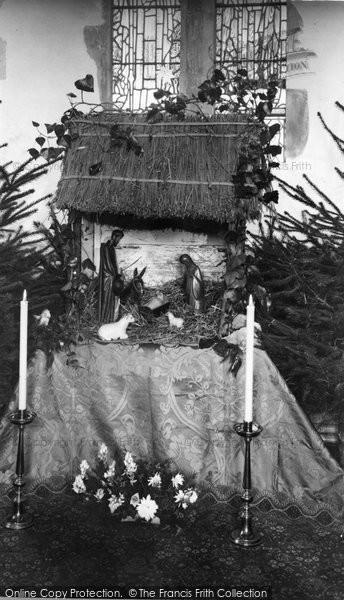 Amberley, St Michael's The Crib c.1955