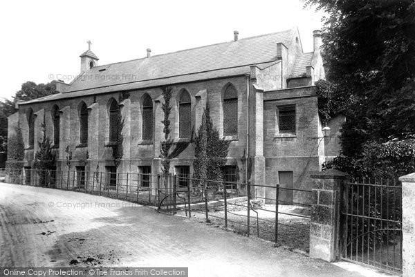 Amberley, The Church 1901