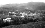 Ambleside, From Loughrigg 1892