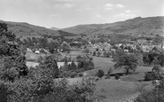 Ambleside, From Loughrigg c.1959