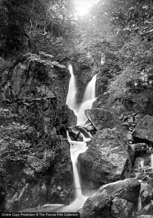 Ambleside, Stock Ghyll Force 1886