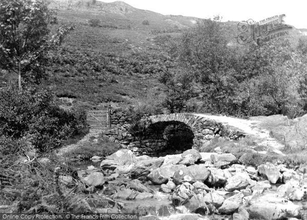 Ambleside, Sweden Bridge 1912