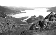 Ambleside, Windermere From Loughrigg 1912