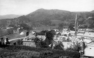 Ambleside, With Loughrigg 1886