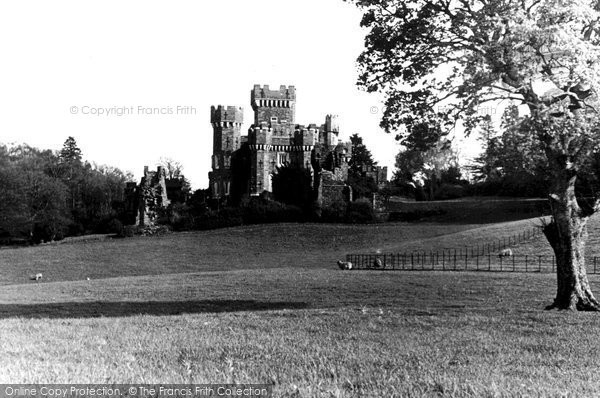 Ambleside, Wray Castle c.1955