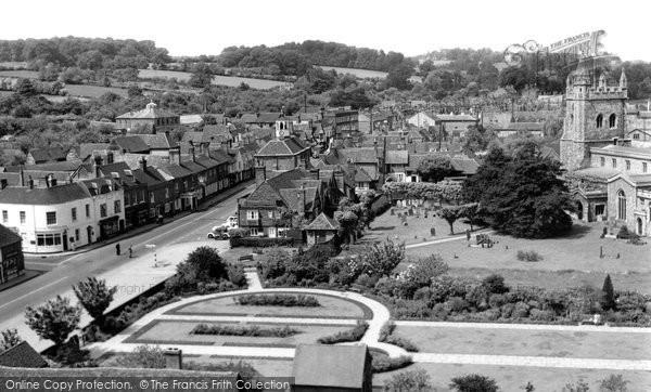 Amersham, General View c.1955