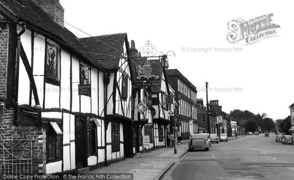 Photo of Amersham, High Street 1958
