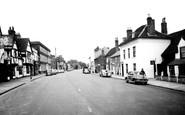 Amersham, High Street 1958