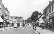 Amersham On The Hill, Sycamore Road 1958