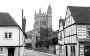 Amersham, St Mary's Church c1955