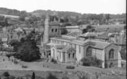 Amersham, St Mary's Church c.1960