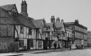 Amersham, The Kings Arms, High Street c.1955