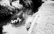 Amersham, The River Misbourne c.1960