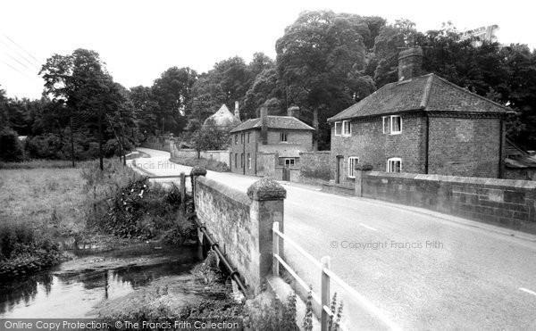 Amesbury, Countess Road c.1955
