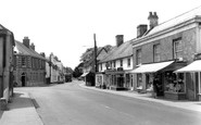 Amesbury, High Street c.1965