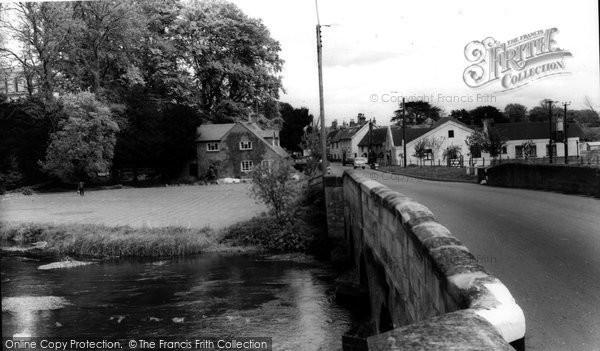 Amesbury, Queensberry Bridge c.1965