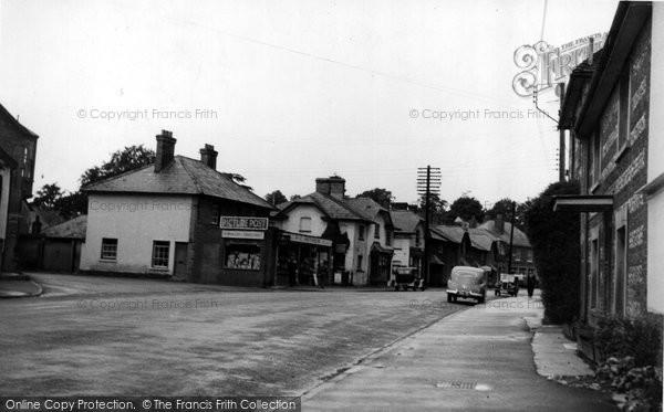 Amesbury, Salisbury Street c.1955