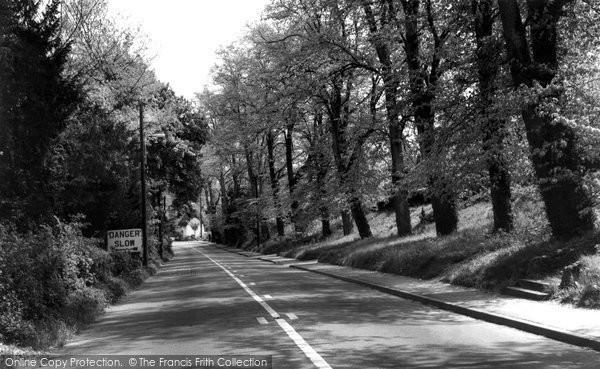 Amesbury, Stonehenge Road c.1965