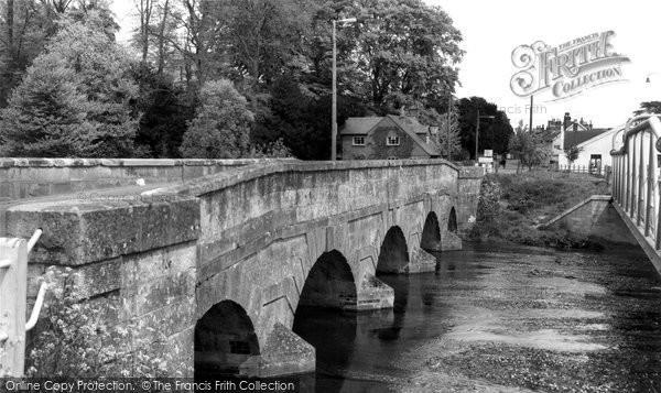 Amesbury, The Bridge c.1965