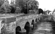 Amesbury, The Bridge c.1965